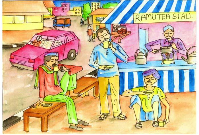 grade exam | Rajaram Fine Art
